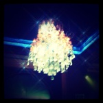 Chandelier at The Reserve